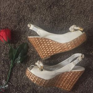Troy Burch Wedges Size A7 /8B